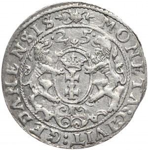 Zygmunt III Waza, ort 1625, Gdańsk R:P: