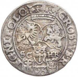 Zygmunt III Waza, grosz 1596, Bydgoszcz