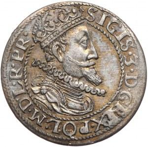 Zygmunt III Waza, ort 1615, Gdańsk