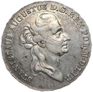 Stanisław August Poniatowski, półtalar 1788 EB, Warszawa