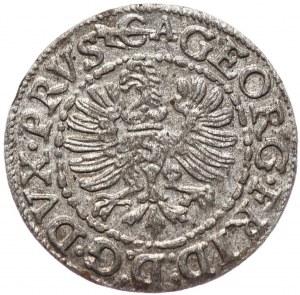 Prusy Książece, Jerzy Fryderyk, szeląg 1594, Królewiec
