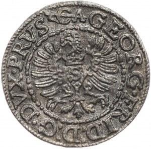 Prusy Książece, Jerzy Fryderyk, szeląg 1596, Królewiec