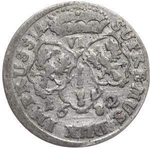 Prusy Księstwo, Fryderyk Wilhelm, szóstak 1682, Królewiec