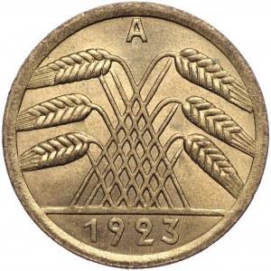 Niemcy, Republika Weimarska, 50 fenigów 1923 A, Berlin