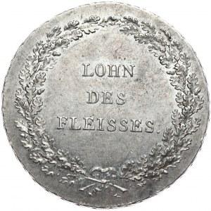 Niemcy, Bawaria, półtalar 1837