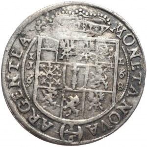 Prusy (księstwo), Fryderyk Wilhelm, 1/6 talara 1668