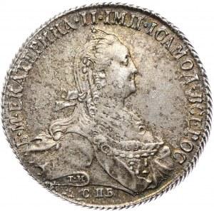 Rosja, Katarzyna II, rubel 1773, Petersburg