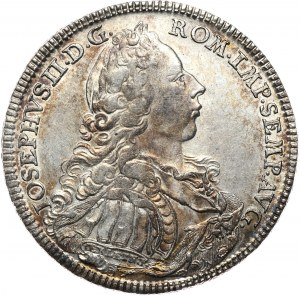 Niemcy, Józef II, talar 1765, Norymberga