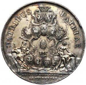 Niemcy, Augsbug, medal 1765