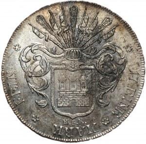 Niemcy, Hamburg, 32 szylingi 1808
