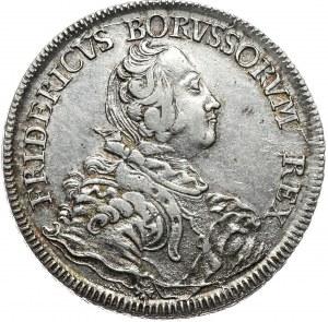 Niemcy, Prusy, Fryderyk II, Talar 1751 B, Wrocław