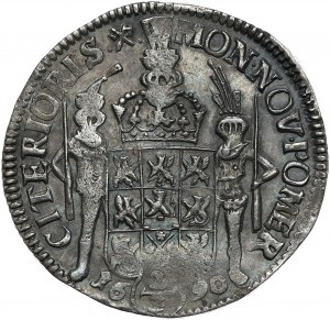 Pomorze, Karol XI, 2/3 talara (gulden) 1690, Szczecin