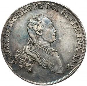 Saksonia, Ksawery, talar 1767 EDC, Drezno