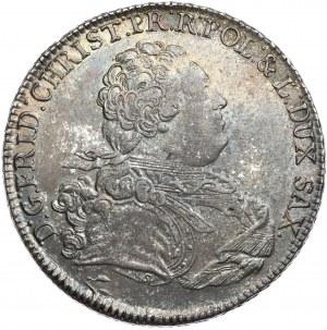 Fryderyk Krystian, talar sasko-polski, 1763 FWoF, Drezno