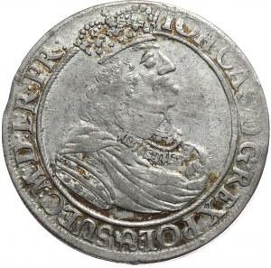 Jan Kazimierz, ort 1662 DL, Gdańsk