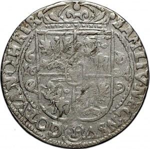 Kolekcja ortów polskich, ort 1624, Bydgoszcz, PRVS.M.