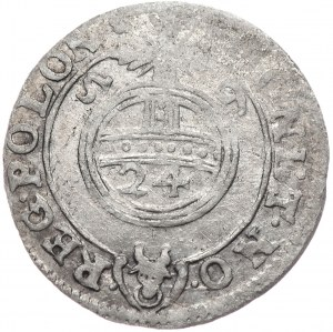 Jan II Kazimierz, półtorak 1659, Poznań/Kraków