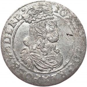 Jan II Kazimierz, szóstak 1662, Kraków