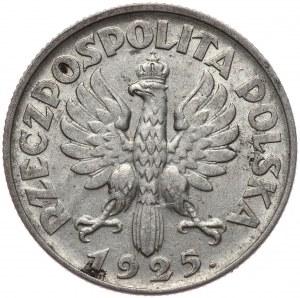 1 złoty 1925, Londyn