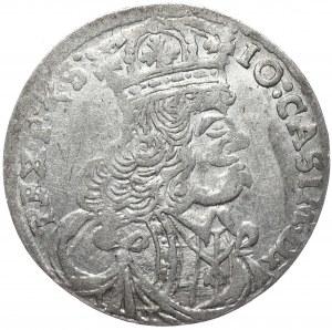 Jan II Kazimierz, Ort 1657, Kraków