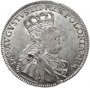 Kolekcja Piorta Anuszczyka, ort 1754, Lipsk, długa głowa