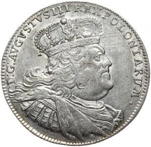 Kolekcja Piorta Anuszczyka, ort 1755, Lipsk, szerokie popiersie