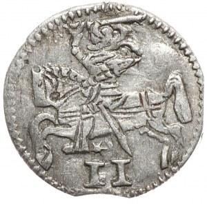 Kurlandia, Gottard Kettler, dwudenar 1579, Mitawa