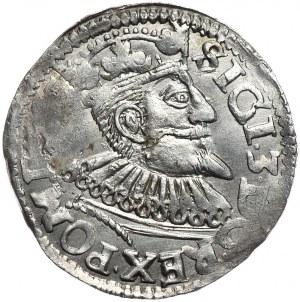 Zygmunt III Waza, trojak 1595, Wschowa