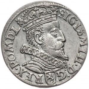 Zygmunt III Waza, trojak 1601, Kraków