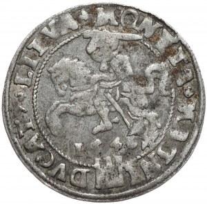 Zygmunt II August, grosz 1546, Wilno, LIT/LITVA