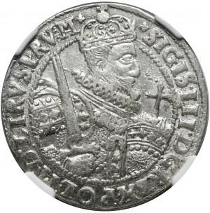 Kolekcja ortów polskich, ort 1622, Bydgoszcz, z błędami