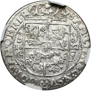 Kolekcja ortów polskich, ort 1622, Bydgoszcz
