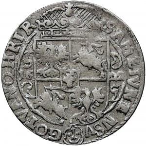 Kolekcja ortów polskich, ort 1622, Bydgoszcz, PRVS.M+