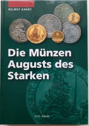 Helmut Kahnt, Die Münzen August des Starken, katalog monet Augusta II Mocnego