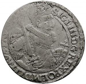 Kolekcja ortów polskich, ort 1621, Bydgoszcz, SIGI/PRVS.MAS