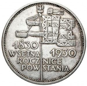 5 złotych 1930 sztandar