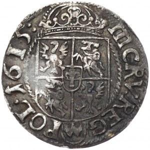 Zygmunt III Waza, 3 krajcary 1615, Kraków