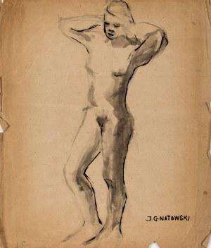 Jerzy Gnatowski, Akt stojący