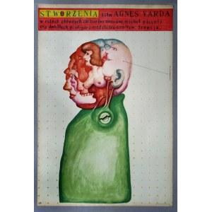 Franciszek Starowieyski, Stworzenia, 1969