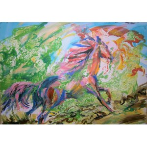 Anna Borcz, Mustang