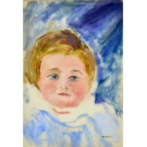 Aneri Irena Weissowa (1888-1981), Hanusia, ok. 1924