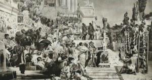 Henryk Siemiradzki (1843-1902), Świeczniki Chrześcijaństwa