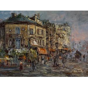 Henryk WŁOCH, WARSZAWA, UL. KOZIA