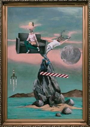 Lech Bator, Balance, 2020