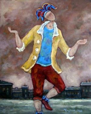 Henryk Trojan, Tańczący, 2020