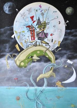 Dariusz Franciszek Różyc, Zielony kaszalot z cyklu