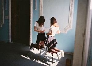 Yulia Krivich (Ur. 1988), Secret Place (z cyklu Presentiment), 2014