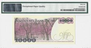 10.000 złotych 1987 - seria A- PMG 66 EPQ