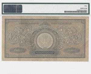 250.000 marek polskich 1923 - seria CF - PMG 50