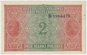 2 marki 1916 - Generał - B
